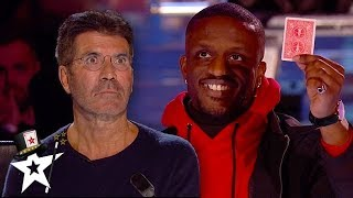 STREET MAGICIAN Does Incredible Disappearing Stunt on BGT 2020 | Magicians Got Talent