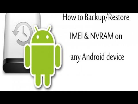 Backup IMEI using MobileUncle Tools