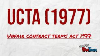 Download Contract Law - Exemption Clauses and UCTA 1977 ✅ Video