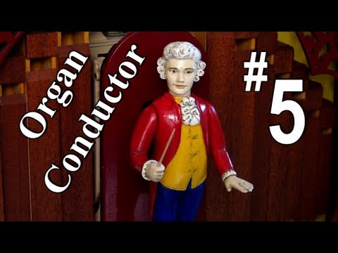Senior 20 Organ With Conductor - Liberty Bell March # 5