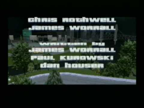 Grand Theft Auto 3--Ending Credits--(PS2)-PAL-