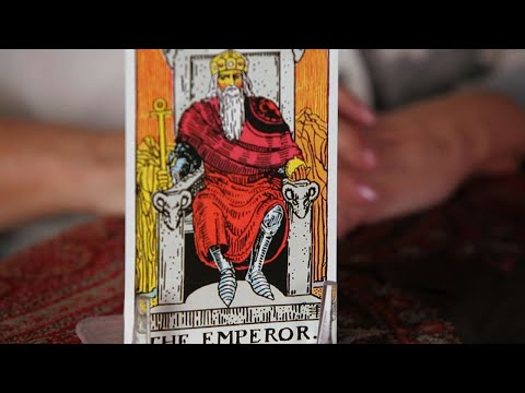 How to Read the Emperor Card | Tarot Cards