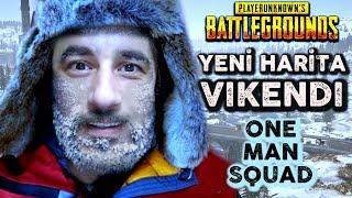 Download YENİ HARİTA ''VIKENDI'' VE HARİKA BİR MAÇ - PUBG