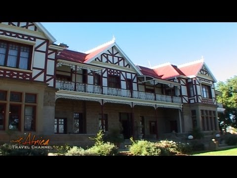 Foster's Manor Bed & Breakfast Accommodation Oudsthoorn South Africa - Visit Africa Travel Channel