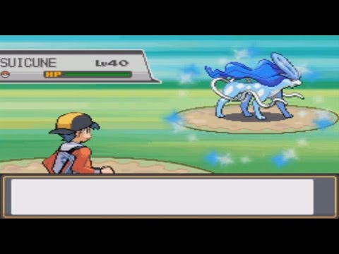 LIVE! Shiny Suicune after 8,237 SR's on Soulsilver! (w/facecam)