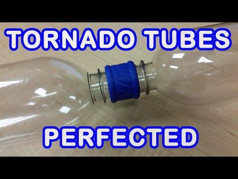 Ultimate Water Rocket Tornado Tubes