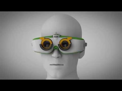 Eye Tracker for testing Dyslexia