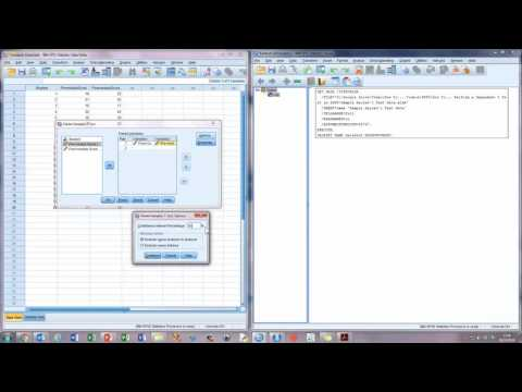 How To... Perform a Dependent (Paired) t-Test in SPSS