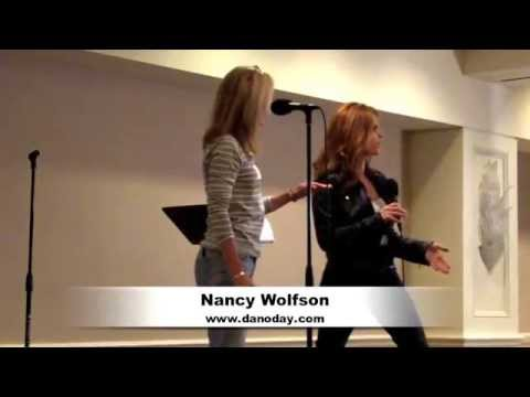 HOW TO AUDITION FOR VOICE OVER TAG - NANCY WOLFSON VOICEOVERS