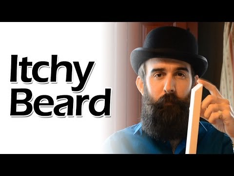 How to Conquer an Itchy Beard