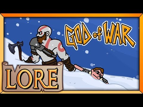 GOD OF WAR | Lore in a Minute!