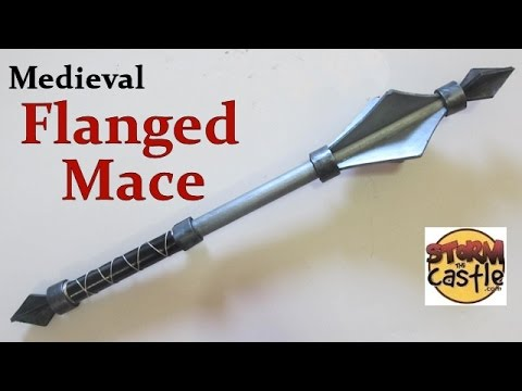 Make a Medieval Flanged Mace
