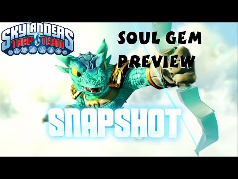 Snapshot Soul Gem Preview and Location - Skylanders Trap Team 1080P