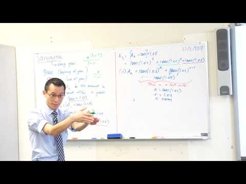 Financial Series - Superannuation (2 of 3: Finding the time to reach a goal)