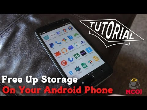 Free Up Storage on Your Android Phone