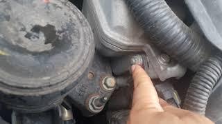 Cách đơn giản kiểm tra Máy xe ô tô cũ còn zin nguyên bản.