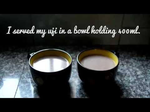How to Make Porridge [Uji]