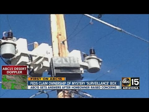 Feds claim ownership of mystery 'surveillance' box