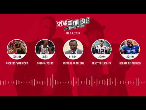 SPEAK FOR YOURSELF Audio Podcast (5.9.18) with Colin Cowherd, Jason Whitlock | SPEAK FOR YOURSELF
