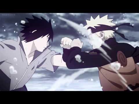 Naruto Vs. Sasuke AMV           Quick Edit