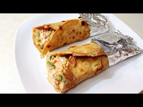 Egg Wrap/Roll| Quick Breakfast/Lunch box Recipe