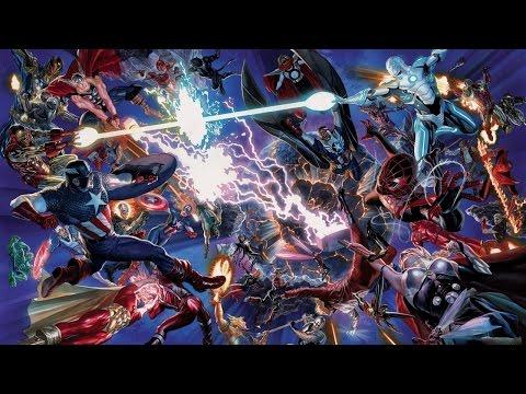 Marvel Announces more details for Secret Wars 2015 at Live Event in Midtown Comics