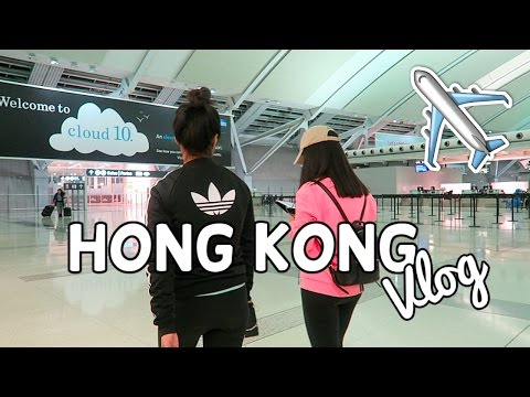 Travelling to HONG KONG! 2017