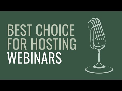Host a Webinar with Crowcast | Review