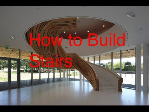 P5 - How to Build Stairs to Loft  - Cabin / Home Repair & Restoration Project