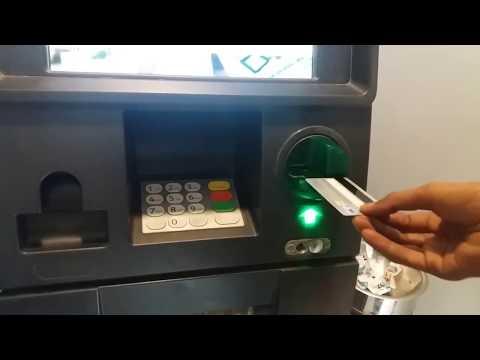 ATM Machine  Use krnay Ka Tareqa Very Easy