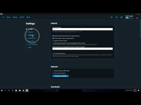 How To Cap Download Speed In Uplay