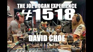 Joe Rogan Experience #1518 - David Choe
