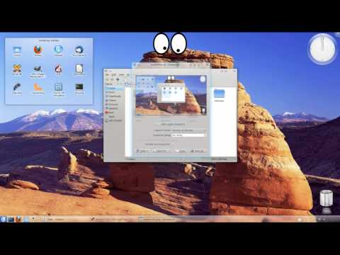 What's on My Linux PC ( Pardus 2011.1 )