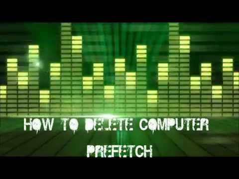 Make Your Pc Faster By Deleting Prefetch