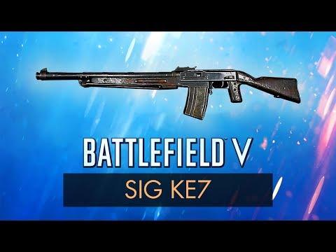 Battlefield 5: KE7 REVIEW / Battlefield V Weapon Guide / BF5