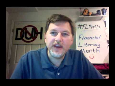Financial Literacy Month - An Introduction