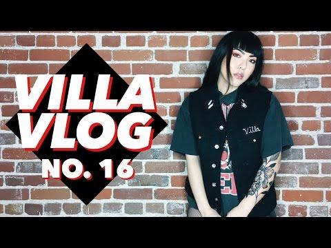 Biggest Tattoo Yet! | VILLA VLOG NO. 16 | soothingsista