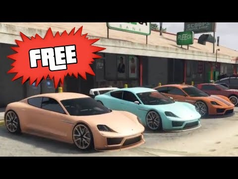 GTA 5 Online   How To Get The PFister Neon FREE