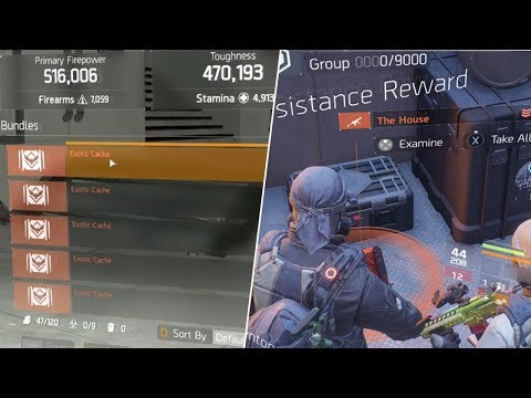 THE FIRST THING YOU NEED TO DO WHEN PATCH 1.8.1 DROPS... (THE DIVISION TIPS & TRICKS)