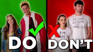 HALLOWEEN: Do, Don't, Please Don't ft. LoveLiveServe - Merrell Twins
