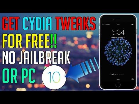 [NEW] How To Get Cydia Tweaks FREE (NO JAILBREAK) on iOS 10 - 10.3.1 / 9 - iPhone, iPad, iPod