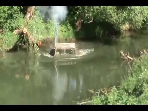 Hummer H1 Off Road Driving COMPLETELY Underwater Experience!