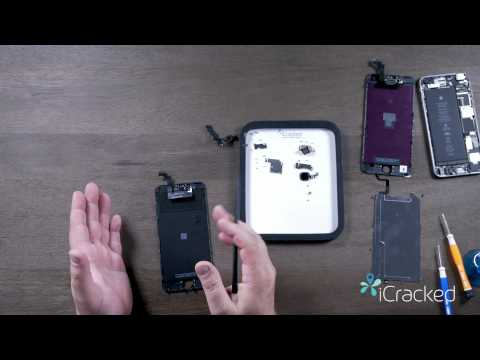 Official iPhone 6 Plus Display Assembly Replacement Guide - iCracked.com