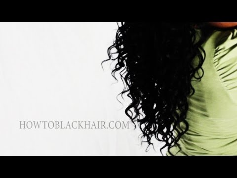 How To Grow Long Hair By Preventing Hair Damage with African American Hair