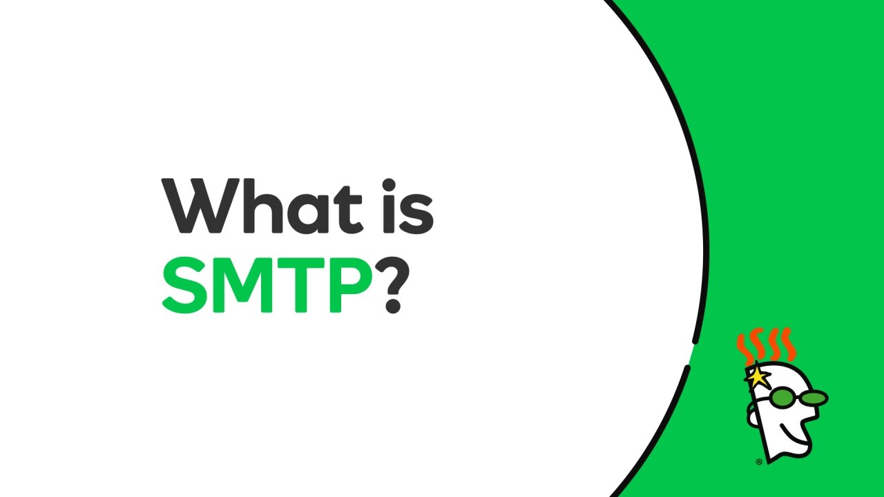 What Is SMTP? | GoDaddy