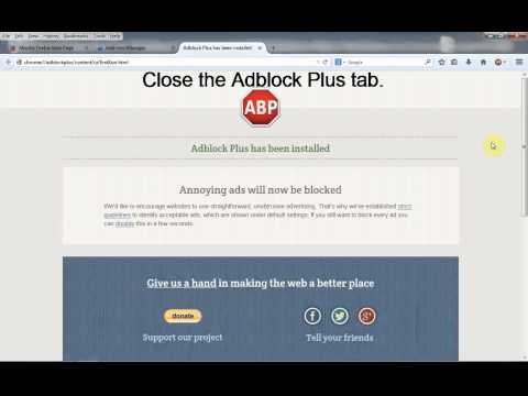 How To Install 4 Best Pop Up Blockers For Mozilla Firefox