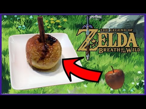 Cuccos Kitchen | How To Make Baked Apples | Legend of Zelda: Breath Of The Wild