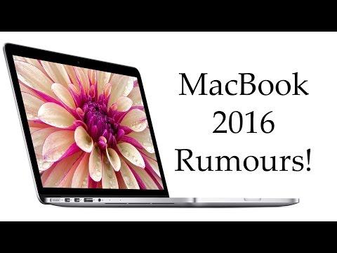 New Apple MacBook Pro 2016 Rumors + Rumored Release Date (Intel Skylake-U, GeForce 950M)