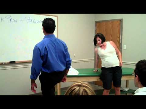 Relief for Lower Back Pain with Pregnancy