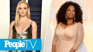 Sophie Turner Had 'GoT' Spoiler Arm Tattoo All Along, Oprah Claps Back At Critic | LIVE | PeopleTV